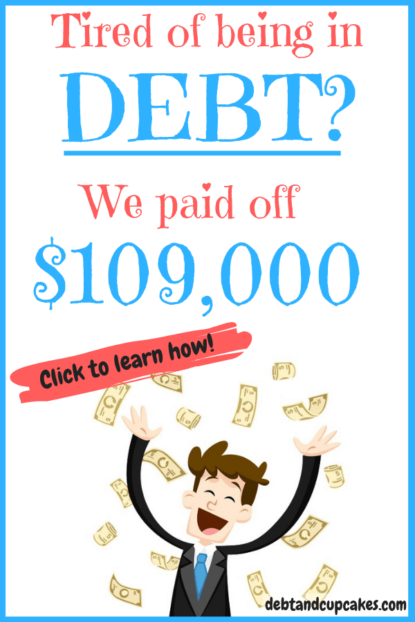 We paid off $109,000 of debt