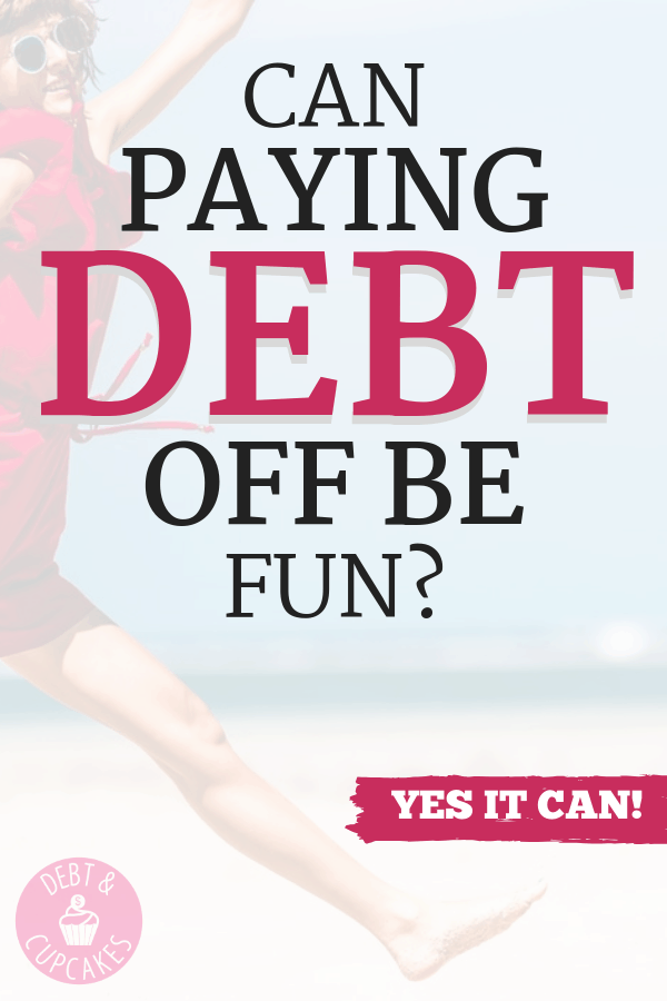 Can paying off debt be fun?