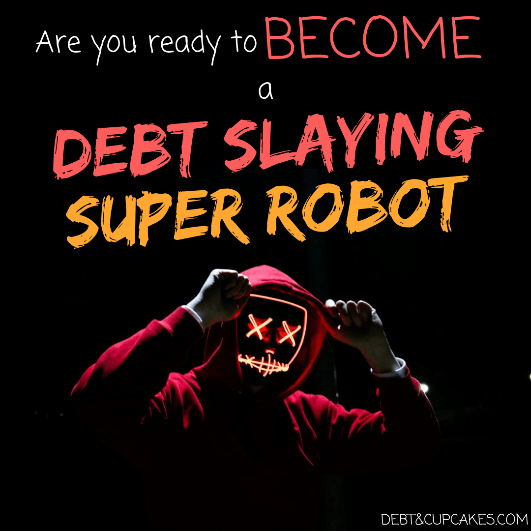 debt free super robot