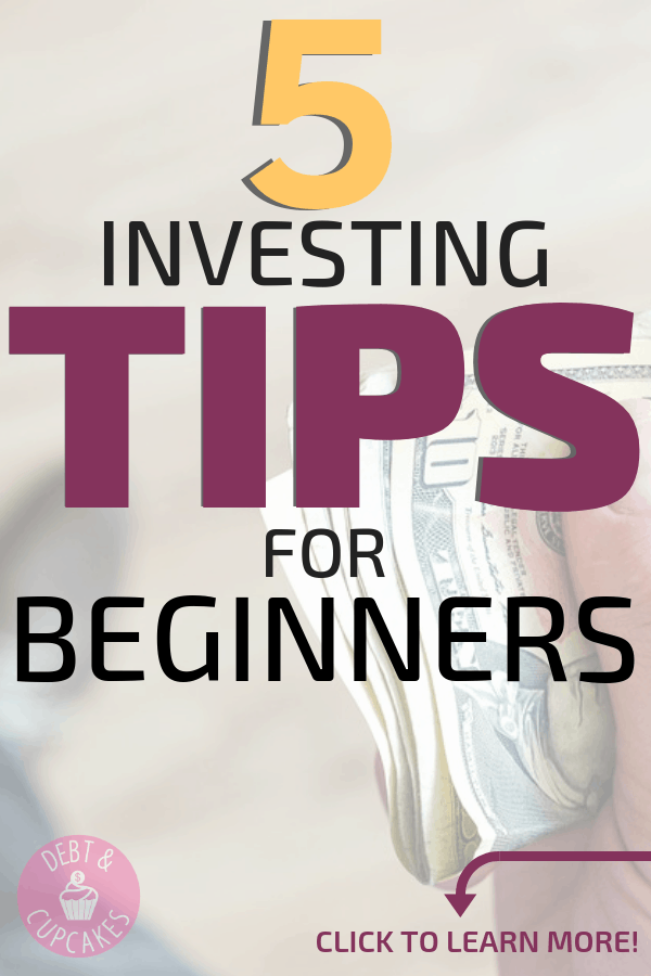 5 Investing tips for beginners