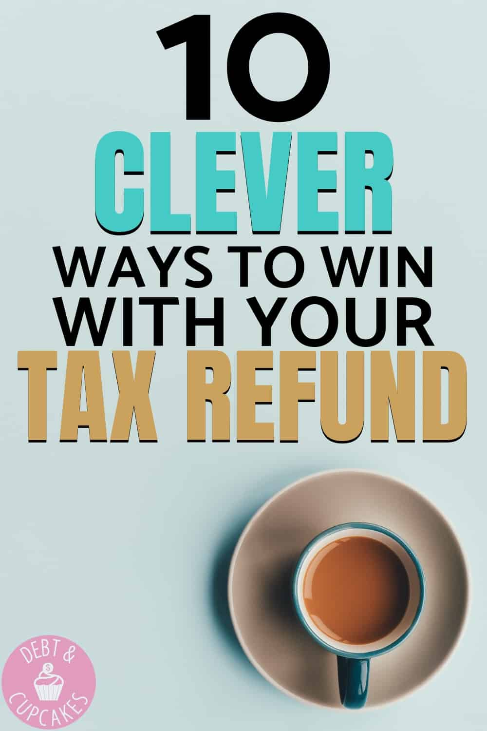 It's tax season!  Are you unsure how to best utilize your tax return and looking for some tax refund tips?  These 10 tax return tips include how to best save money, investment ideas, donation and other amazing ideas for your tax money.  Don't miss this as number 2 could be a game changer for you!