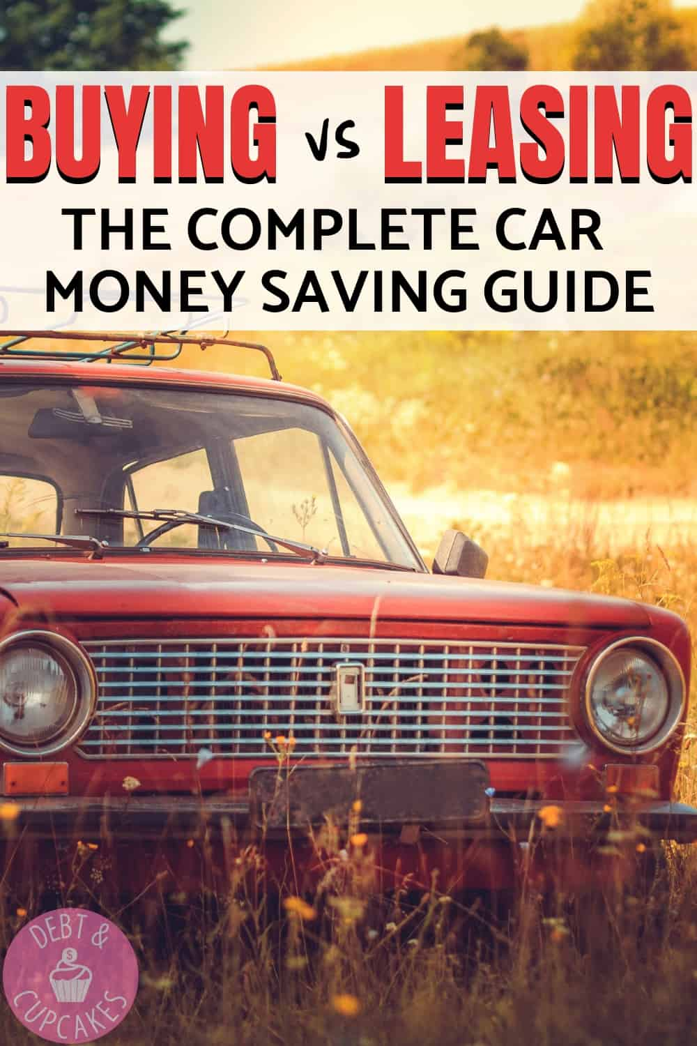 Buying a car vs leasing. Which method will save you the most money?