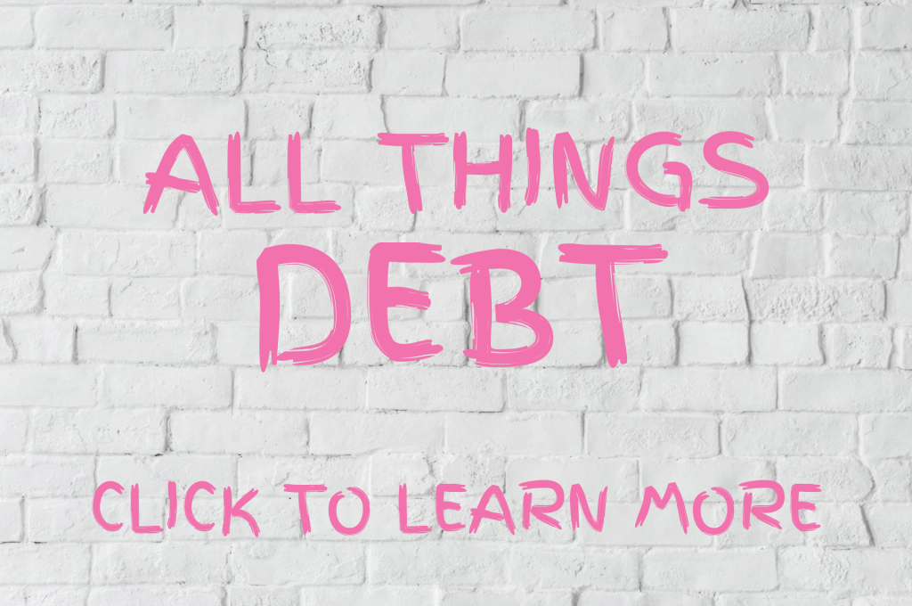 all things debt